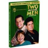 Two and a Half Men -  3ª Temporada (DVD) - Charlie Sheen