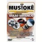 Musiokê - Sertanejo 2 (DVD) -