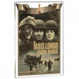 Mais Longo dos Dias, O (DVD) - Richard Burton, Sean Connery, Henry Fonda