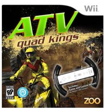 ATV Quad Kings (Bundle) (Wii)