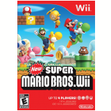 New Super Mario Bros. Wii (Wii) -