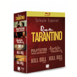 Coleção Especial Quentin Tarantino (Blu-Ray) - Quentin Tarantino (Diretor)