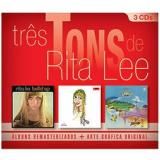 Rita Lee - Coleção Tons Para Amantes Da Música E Colecionadores (3 Discos) (CD) - Rita Lee