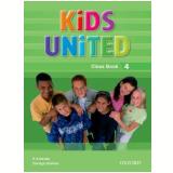 Kids United 4 Class Book & Livro De Atividades -