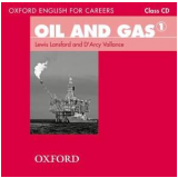 Oil And Gas 1 Cd Audio (CD) - Lewis Lansford, D'arcy Vallance