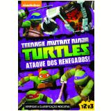 Teenage Mutant Ninja Turtles (vol.3) (DVD) - Juan Jose Meza-leon