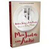 Meu Jantar com Andre - Ed. Especial de Colecionador (DVD) - ANDRE, Jean