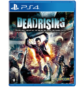 Dead Rising - Remastered (PS4)