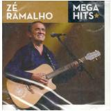Zé Ramalho - Mega Hits (CD) - Zé Ramalho