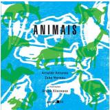 Animais - Arnaldo Antunes, Zaba Moreau