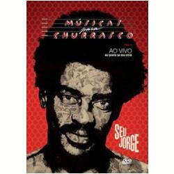 Seu Jorge - M�sicas Para Churrasco - Ao Vivo (DVD)