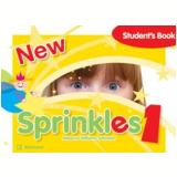 New Sprinkles 1 - Moderna - Didáticos
