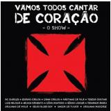 Cr Vasco Da Gama - Vamos Todos Cantar De Coração (CD) - Vários