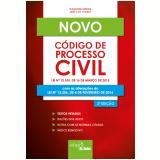 Novo Código De Processo Civil - 2016 - Jair Lot Vieira