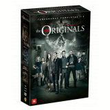 The Originals - Temporada Completas 1-3 (DVD) - Danielle Campbell, Leah Pipes, Daniel Gillies
