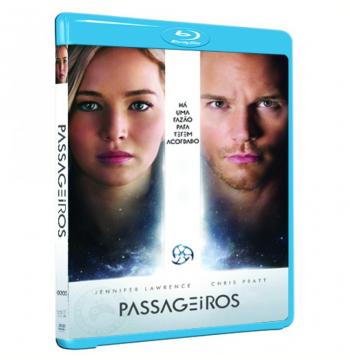 Passageiros (Blu-Ray)