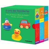 Caixa - O Livro Das Descobertas (3 Vols.)