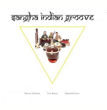 Sangha Indian Groove (CD)