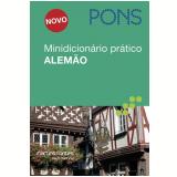 Minidicionário Prático Alemão - Pons