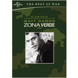 DVD - The Best Of War - Zona Verde - Vários ( veja lista completa ) - 7899587906958