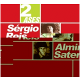 Sérgio Reis & Almir Sater - Série 2 Ases (CD) - Sergio Reis E Almir Sater