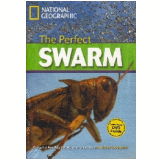 Footprint Reading Library - Level 8  3000 C1 - The Perfect Swarm - American English + Multirom - Rob Waring