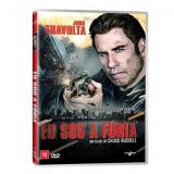 Eu Sou A Fúria (DVD) - John Travolta, Rebecca De Mornay