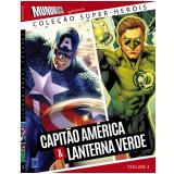 Capitão América e Lanterna Verde (Volume 3) - Editora Europa