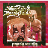 Water Rats & Magaly Fields - Processive Generation (CD) - Water Rats