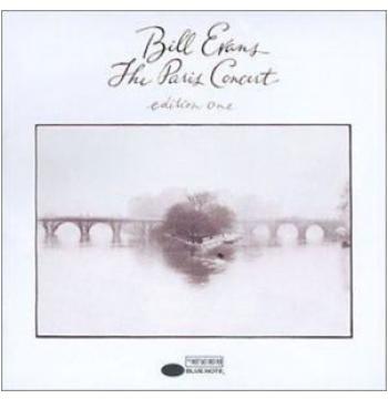 Bill Evans - The Paris Concert - Edition One (CD)