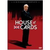 Box - House Of Cards - A Minissérie Completa (DVD) - David Lyon, Susannah Harker, Ian Richardson