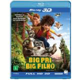Big Pai, Big Filho (Blu-Ray) - Ben Stassen (Diretor), Jeremy Degruson