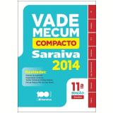 Vade Mecum Saraiva 2014 - Compacto -