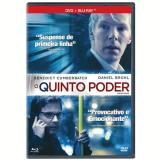 O Quinto Poder (DVD) +  (Blu-Ray) - Bill Condon (Diretor)