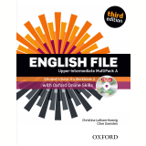 English File Upper-intermediate Multi-pack A With Online Skills -