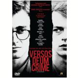 Versos De Um Crime (DVD) - Daniel Radcliffe