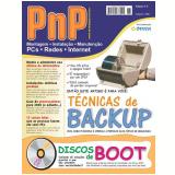 PnP Digital nº 6 - Técnicas de Backup, Discos de Boot (Ebook) - Iberê M. Campos