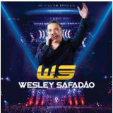 Wesley Safadão- Ao Vivo Em Brasília (CD) - Wesley Safadão