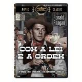Com a Lei e a Ordem (DVD) - Nathan Juran