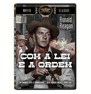 Com a Lei e a Ordem (DVD)