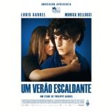 Um Verão Escaldante (DVD) - Monica Bellucci, Louis Garrel, Celine Sallette