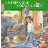 A Menina que Odiava Livros - Manjusha Pawagi