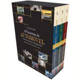Box: A História do Automóvel (3 Vols.) - José Luiz Vieira