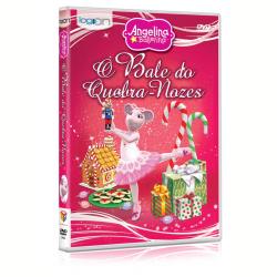 DVD - Angelina Ballerina - O Balé do Quebra - Nozes - Kitty Taylor ( Diretor ) , Roger McIntosh ( Diretor ) - 7898524790179
