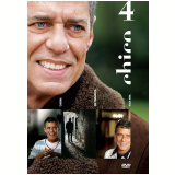Chico Buarque - Box Set (Vol. 4) - Cinema - Saltimbancos - Roda Viva (DVD) - Chico Buarque