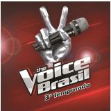 The Voice Brasil 3� Temporada (CD) - V�rios