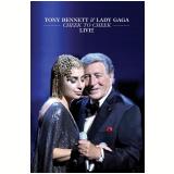 Tony Bennett & Lady Gaga - Cheek To Cheek  Live (DVD) - Tony Bennett & Lady Gaga