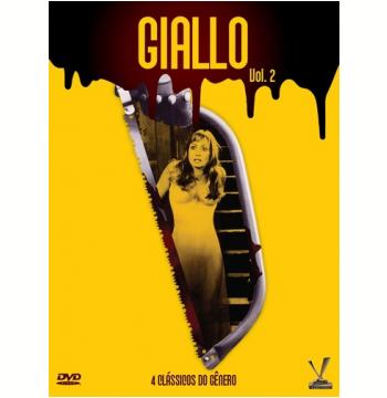 Giallo Vol. 2 (DVD)