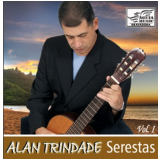 Alan Trindade - Serestas (Vol. 1) (CD) - Alan Trindade