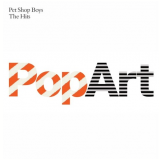 Pet Shop Boys  - Popart - The Hits (CD) -